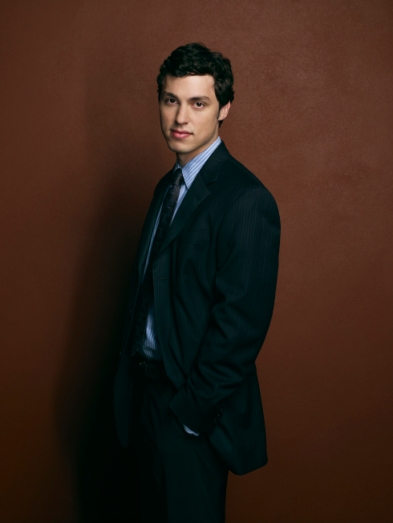 John Daley as Dr. Lance Sweets on Bones