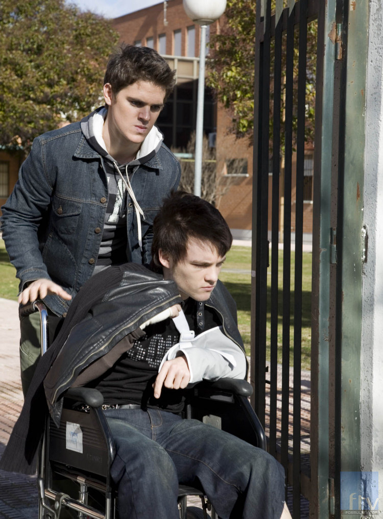 silla de ruedas fisica o quimica