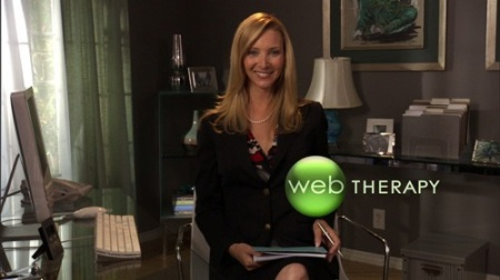 Lisa Kudrow in Web Therapy