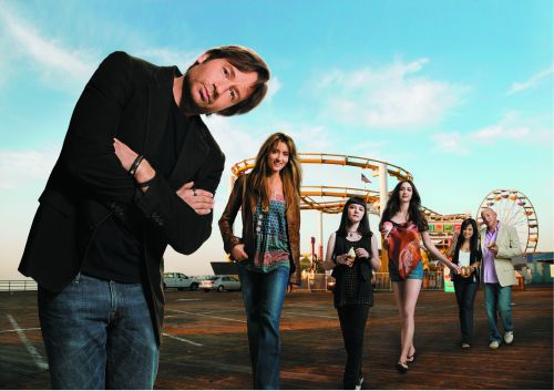 El Cast de Californication