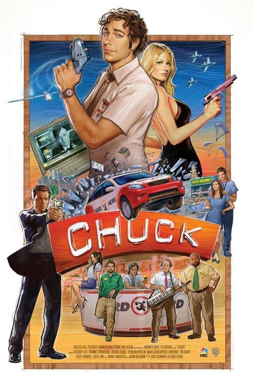 Chuck ComicCon