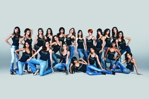 Las 20 Chicas Seleccionadas