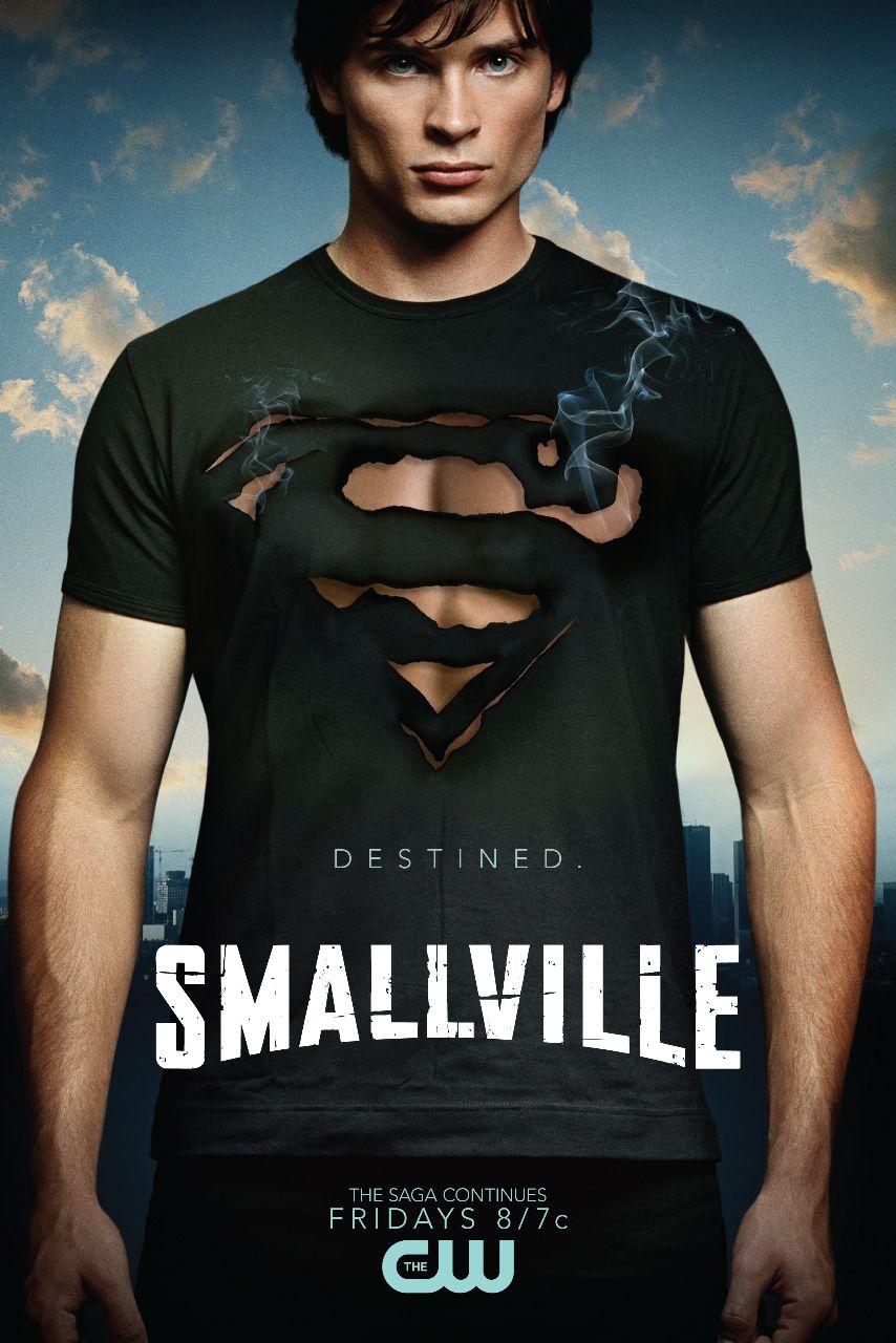 Lista de capítulos de Smallville Temporada 10